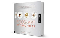 (2013) Book Food & Art Styling Ideas (E.U.A.)
